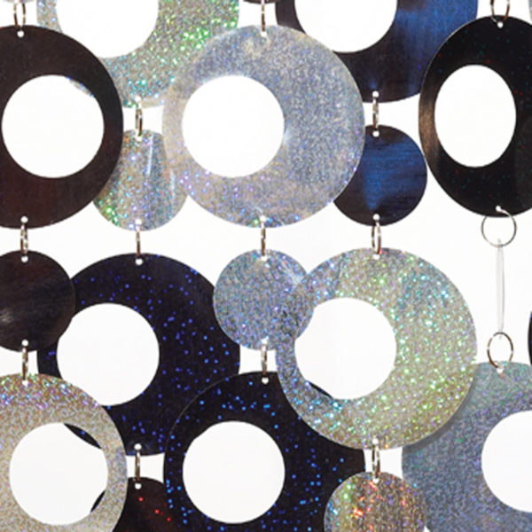 Holographic Disks- Cut Out