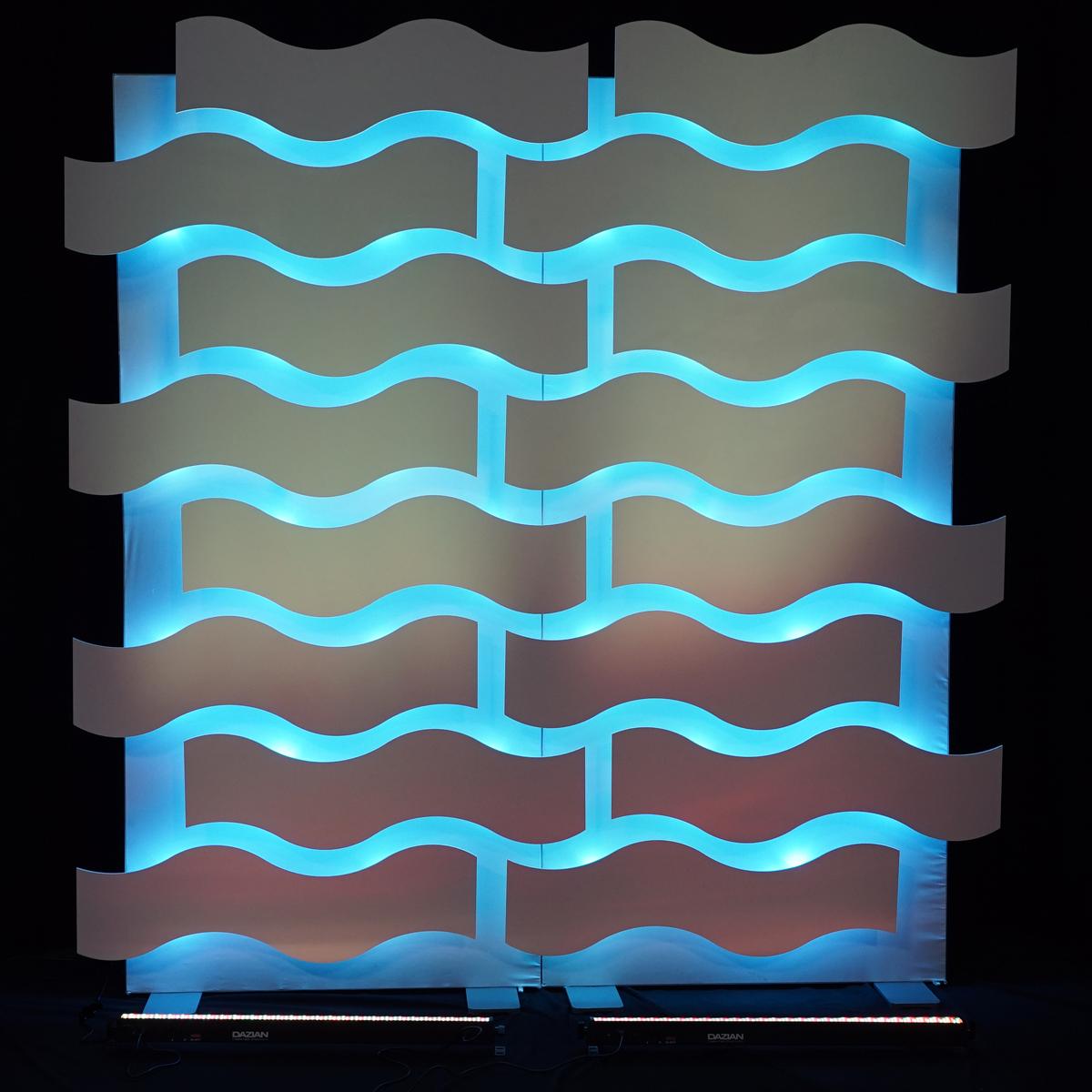MAG-LED Walls™ & Halo Tile Kits - Dazian