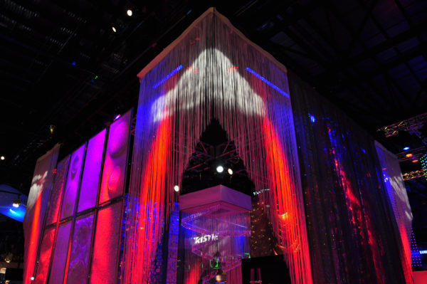 Projection String Rental Drapes