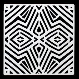 Rental Silhouette Tiles