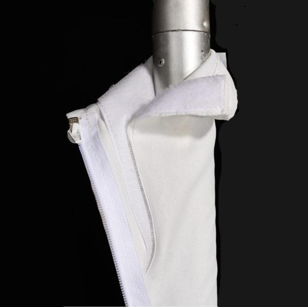 Zips Modular Curtain Pipe Covers