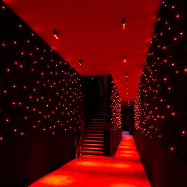 Rental RGB LED Star Drops