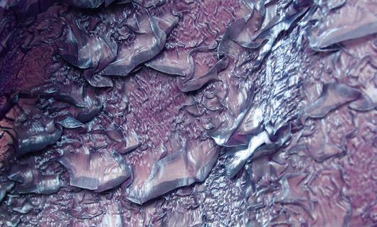 Molten Lava Rental Drapes