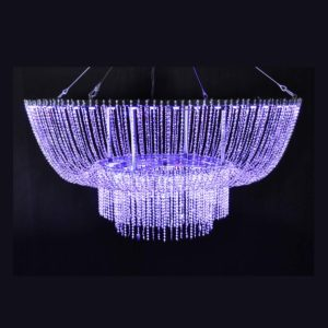Regal Chandelier- Rental