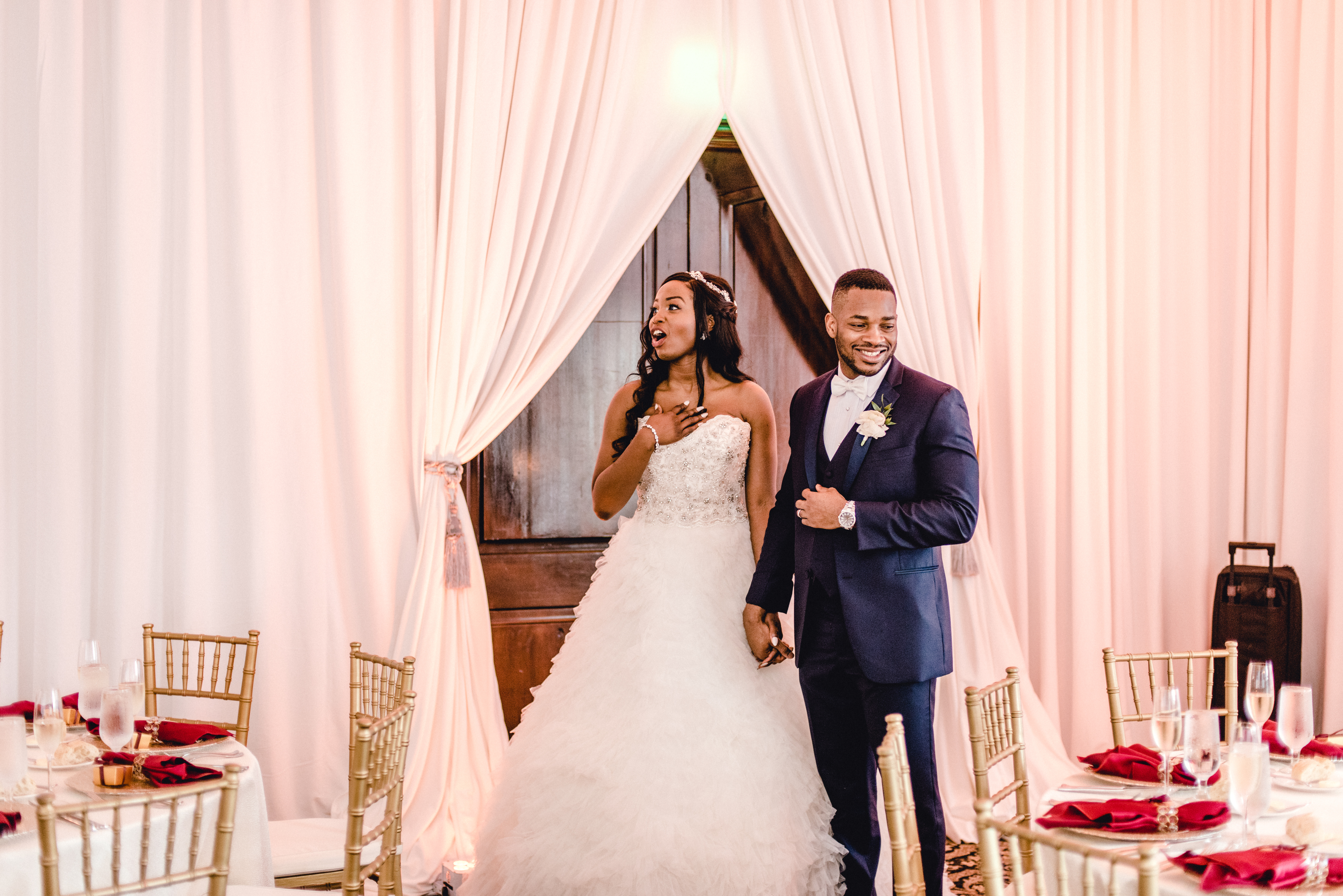 How To Turn Any Venue Into The Dream Modern Wedding Dazian